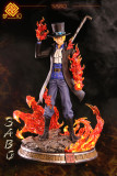 【Pre order】Dream Studio One Piece Sabo 1:5 Scale Resin Statue Deposit