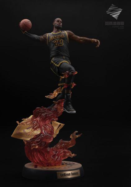 【Pre order】Ark studio NBA Series LeBron James Resin Statue Deposit