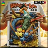 【Pre order】JacksDo Dragon Ball Z Manga Cover SMSP GOKU Resin Statue Deposit
