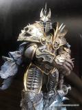 【In Stock】AL Model WOW Lich King Arthas 1/4 Scale Resin Statue