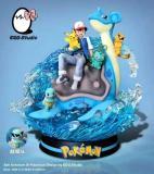 【Pre order】EGG Studio Pokemon Ash Ketchum with Pokemon Resin Statue Deposit