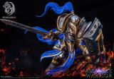 【Pre order】Leviathan Warcraft WOW  The Alliance Warrior  Reins Resin Statue Deposit