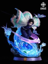 【Pre order】CROSS Studio Demon Slayer: Kochou Shinobu 1/6 Scale Resin Statue Deposit