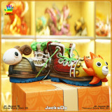 【Pre order】JacksDo One Piece The Going Merry Boot Resin Statue Deposit