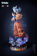 【Pre order】Infinite Studio Dragon Ball Super Goku Migatte no Gokui 1/1 Scale Resin Statue Deposit