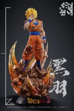 【Pre order】BlackWing Dragon Ball Super Goku SSJ3 in Teleport 1/6 Scale Resin Statue Deposit