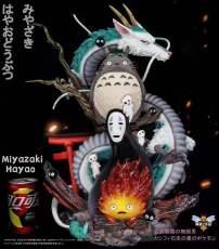【Pre order】Wasp-studio Miyazaki Hayao Series Coming  Resin Statue Deposit