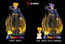 【Pre order】X-Studio Dragon Ball Super Saiyan Trunks 1:3 Scale Resin Statue Deposit