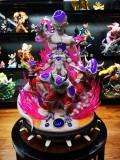 【In Stock】SHK Studio Dragon Ball Z  The Lifetime Of Frieza Resin Statue