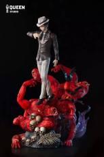【In Stock】QUEEN Studio Demon Slayer: Boss Kibutsuji Muzan Resin Statue