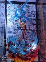 【In Stock】Figure Class Dragon Ball Z Super Saiyan Gogeta Saiyan/Blue Gogeta 1:5 Resin Statue