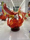 【In Stock】EGG Studio Pokemon Phoenix Resin Statue
