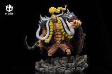 【Pre order】LYY Studio One Piece Yonko Kaido Pirates Series Jack Resin Statue Deposit