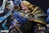 【In Stock】Windseeker&Stormspace Studio Warcraft  Arthas Menethil Resin Statue