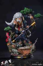 【Pre order】Clouds Studio Hokages Resonance Series No.3 Sarutobi Hiruzen Resin Statue Deposit