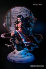 【In Stock】UP Art studio & MINI studio Demon Slayer: Kimetsu no Yaiba Kamado Nezuko Resin Statue