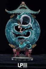 【Pre order】Up Studio  Miyazaki Hayao Spirited Away Ogino Chihiro& Nigihayami Kohakunushi 1:6 Resin Statue Deposit