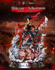 【Pre order】LC Studios Attack on Titan Mikasa·Ackerman Resin Statue Deposit