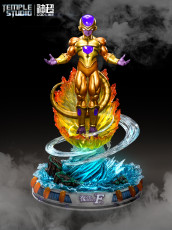 【Pre order】Temple Studio Dragon Ball Golden Frieza 1:6 Scale Resin Statue Deposit