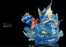 【Pre order】YY Studio Pokemon  Rage of the Gyarados Resin Statue Deposit