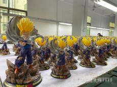 【In Stock】T-Rex Studio Dragon Ball Z super Gohan SSJ2 Resin Statue