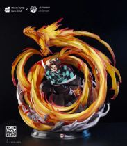 【Preorder】Magic Cube Studio&JZ  Demon Slayer Kamado Tanjirou Resin Statue Deposit