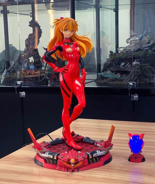 【In Stock】Magic Cube Studio EVA Asuka Langley Soryu 1:4 Scale Resin Statue