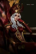【In Stock】MayFlies Studio Warcraft3/Dota Sally Whitemane 1/4 Resin Statue