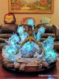 【In Stock】Fire God Studio Saint Seiya THE LOST CANVAS Libra Dohko 1/6 Scale Resin Statue