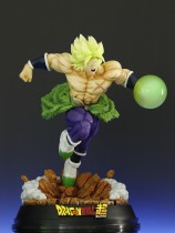 【Pre order】SHOGUN Studio Dragon Ball Super DBS Movie - SSJ Broly Resin Statue Deposit