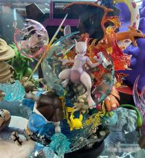 【Pre order】MFC Studio Pokemon Mewtwo Attack Resin Statue Deposit