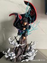 【In Stock】UP Art studio & MINI studio Naruto Sasuke Akatsuki Robe  Resin Statue