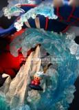 【Pre order】Crescent-Studio Pokemon Rayquaza Kyogre Groudon Resin Statue Deposit