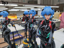 【Pre order】Turning point Studio EVA Ayanami rei Black Suit 1:4 Scale Resin Statue Deposit