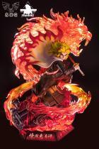 【Pre order】SXG Studio Demon Slayer Rengoku Kyoujurou 1/6 Scale Resin Statue Deposit