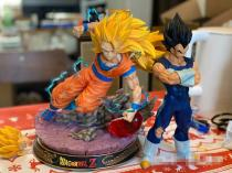 【In Stock】KRC Studio Dragon Ball Z Goku Super Saiyan  Resin Statue