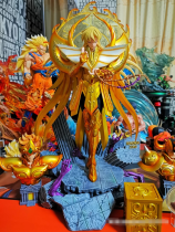 【In Stock】Artisan Studio Saint Seiya Lost Canvas Virgo Shaka Resonance Series 1:6 Scale Resin Statue