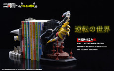 【Pre order】ER ZHOU MU Studio Pokemon Bookend ​​Resin Statue Deposit