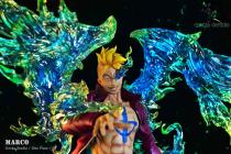 【Pre order】Big Gecko Studio One Piece 02 Marco Resin Statue Deposit