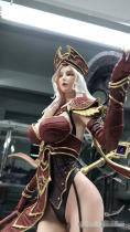 【In Stock】Faceted Pebble Studio WOW Warcraft3/Dota Sally Whitemane Resin Statue