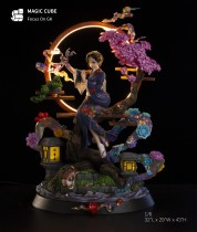 【Preorder】Magic Cube Studio Demon Slayer Tamayo たまよ Resin Statue Deposit