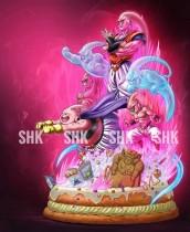 【Pre order】SHK Studio Dragon Ball Z  The Lifetime Of Buu Resin Statue Deposit