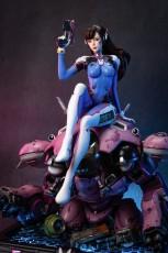 【Pre order】MKE Studio Overwatch D.Va 1:4 Resin Statue Deposit