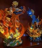【In Stock】Last Sleep Studio Dragon Ball Z Vegeta Majin Resin Statue