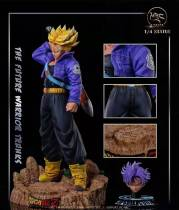 【Pre order】Mrc Studio Dragon Ball Z The Future Trunks Resin Statue Deposit