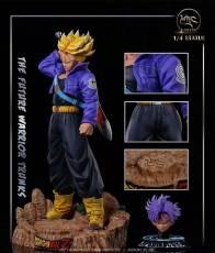 【Pre order】Mrc Studio Dragon Ball Z The Future Trunks Resin Statue Deposit