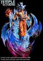 【Pre order】Temple Studio Dragon Ball Super Goku Migatte no Gokui 1/6 Scale Resin Statue Deposit