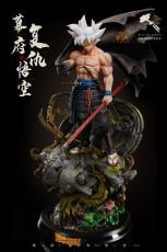 【Pre order】 Blue sky Studio Dragon Ball Z Samurai Goku Resin Statue Deposit