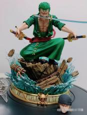 【In Stock】MRT- Studios One Piece  Roronoa Zoro  Resin Statue