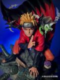 【In Stock】MH Studio Naruto Immortal mode Naruto うずまき ナルト  1:4 Scale Resin Statue